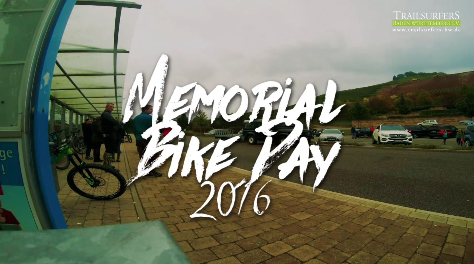 Trailer Review Memorial Bike Day 2016